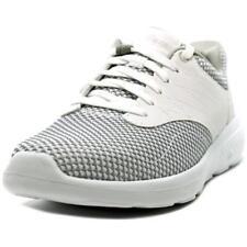 Scarpe ginnastica alte, aerobica da ginnastica Skechers bianchi per donna