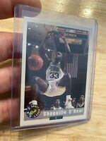 Shaquille O'neal Rookie Card 1992 Classic Draft Picks LSU INVEST INFLATION HEDGE