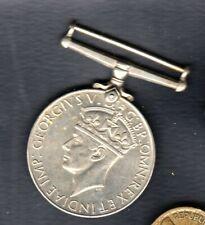 "Great Britain UK military medal , WWII "" Georgivs VI"""