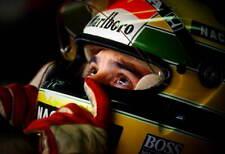 F1 Ayrton Senna Mclaren Motorsport art poster #2