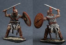 Tin toy soldiers ELITE painted 54 mm  Gallic Warrior with Sword
