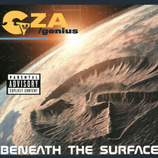 GZA / Genius ‎– Beneath The Surface (1999)