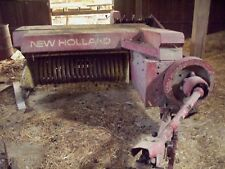 New Holland Hayliner 273 Square Baler