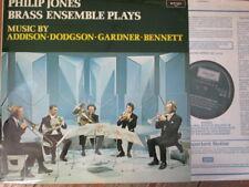 ZRG 813 Music by Addison / Dodgson / Gardner / Bennett / Philip Jones Brass Ens