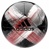 Adidas Capitano Club Soccer Ball (Black/Silver/Red) FH7381*