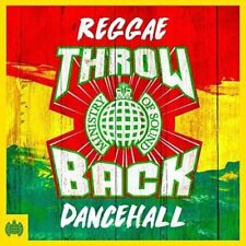 THROWBACK REGGAE DANCEHALL - MINISTRY OF SOUND 3 CD ALBUM SET (June 1st 2018)