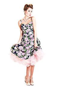 "NEU Kleid ""Fairy Summer"" v.Collectif,Swingkeid Rockebilly,Retrostyle Gr.L / 40"
