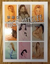 The Art Of Jack Henslee (2006, HB, VG+)