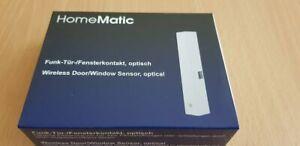 HomeMatic Funk-Tür-Fensterkontakt optisch 130297 HM-Sec-SCo