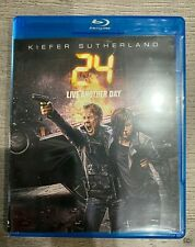 24 : Live Another Day (Blu-ray Disc, 2014, 3 Disc Set) Kiefer Sutherland