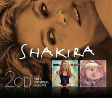 SHAKIRA - SHE WOLF/SALE EL SOL 2 CD NEU