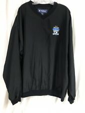 Mens San Jose Earthquakes Pull over windbreaker jacker size 3Xl