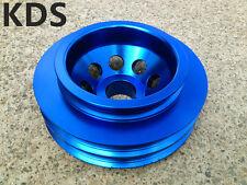 Lightweight Crank pulley for Nissan Skyline GTR R33 R34 RB25DET