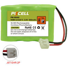 1 Cordless Phone Battery 3.6V NI-MH 2/3AA*3 600mAh for CPH-403D GE-TL26145