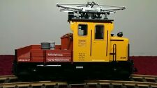 LGB 21330 ELECTRIC RHB TE WORK LOCOMOTIVE - G SCALE ELECTRICAL LOCOMOTIVE
