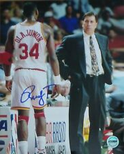 Rudy Tomjanovich Rudy T Autographed Signed 8x10 Photo FSG Authenticated 1