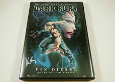 The Chronicles of Riddick - Dark Fury Dvd Vin Diesel, Rhiana Griffith