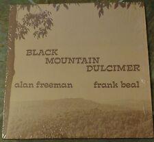 "Album By Alan Freeman & Frank Beal, ""Black Mountain Dulcimer"" on Fret & Fiddle"