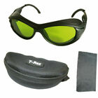 200nm-2000nm IPL Laser Protection Goggles Safety Glasses OD5 CE UV400 BP-6006
