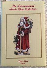 """1993 The International Santa Claus Collection Pere Noel Christmas Decoration 5"""""""