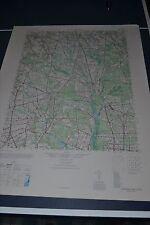 1940's Army topo map Glassboro NJ Sheet 5963 II