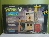 Spawn Alley Action Playset Vintage McFarlane Action Figure 1994