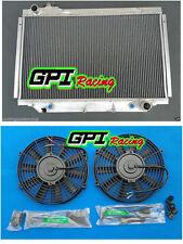 Toyota LAND CRUISER 80 HDJ80/HZJ80 1HZ/1HD 4.2L MT&AT aluminium radiator &FAN