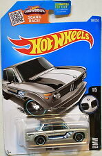 HOT WHEELS 2016 BMW #1/5 BMW 2002 ZAMAC
