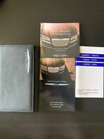 2013 13 Chrysler 300 Owners Manual Handbook Set with Case OEM