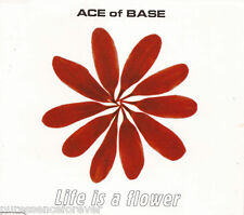 ACE OF BASE - Life Is A Flower (UK 3 Tk CD Single Pt 2)