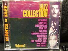 Larry Coryell - Kenny Burrell - Pat Martino - GIANTS OF JAZZ V.2 CD New