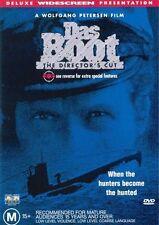 Das Boot DVD (1997) The Directors Cut-Deluxe Widescreen Presentation - NEW