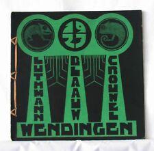Wendingen art deco magazine 1923 no.11/12, Architecture, Rijksgebouwen