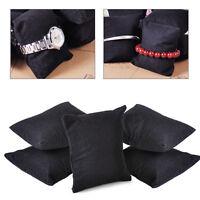 5x Watch Bracelet Anklet Jewelry Display Pillow Cushion Organizer Showcase