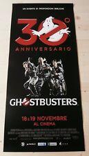 GHOSTBUSTERS 30° ANNIVERSARIO  Poster Film Originale 33x70
