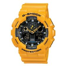 Casio G-Shock Analog & Digital Watch » GA100A-9A iloveporkie COD GShock deal