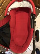 Quinny Buzz 3 Single Seat Stroller - Red Travel System