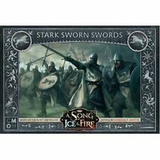 Stark jurado espadas una canción de hielo y fuego Expansión Juego De Tronos Nuevo y Sellado