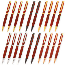 Slimline Pen Kit 20 Piece Variety Pack, Legacy Woodturning