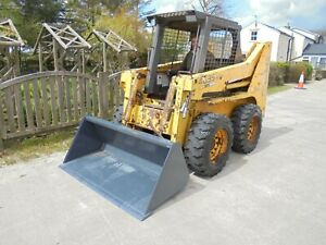 Gehl 4835 Skidsteer, Bobcat, Tractor Loader. Deutz Turbo Diesel Engine. Low Hrs