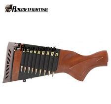 Universal Buttstock Shell 9 Cartridges Ammo Holder Carrier Rifle Gun Bullet