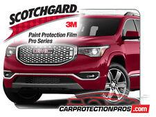 2018 GMC Acadia Denali 3M Scotchgard Pro Series Paint Protection Deluxe Kit