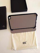 NUOVO MONTBLANC * MST * Samsung 8 pollici Tablet COMP Case in Pelle Beige id.111506 -565