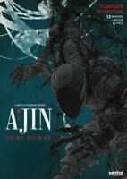 New Sealed Ajin: Demi-Human - The Complete Collection Season 1 DVD