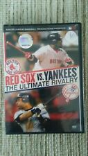 Red Sox vs Yankees The Ultimate Rivalry Sports DVD 2006 FREE SHIPPING