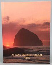 1985 Albany Avenue School Yearbook North Massapequa, LI, NY