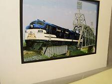 Louisville Nashville Hummingbird Cumberland River Artist Railroad Archives bt