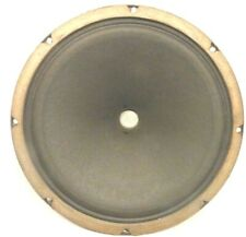 Vintage Silvertone 6439a Console Radio Part Working 10 Field Coil Speaker
