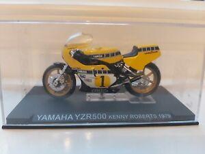 1:24 IXO - ALTAYA YAMAHA YZR 500 KENNY ROBERTS 1979