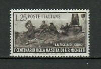 s33664 ITALIA  MNH** 1951 Michetti 1v